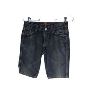 Seven For All Mankind Jean shorts